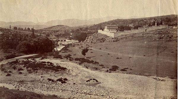 Archive views of St. Anne's Valley, Smyrna