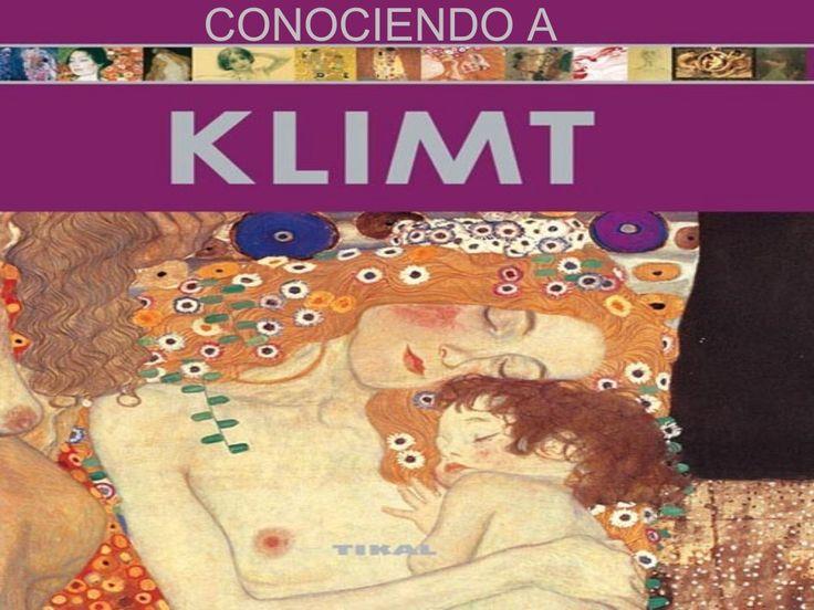 CONOCIENDO A GUSTAV KLIMT