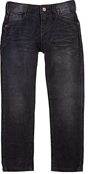 Scotch Shrunk COTTON-BLEND CORDUROY SLIM PANTS