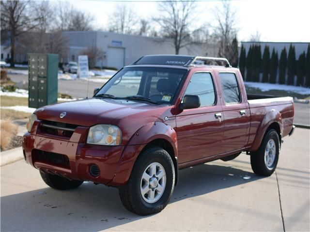 Supercharged 2004 Nissan Frontier Sc Pickup 2004 Nissan Frontier Nissan Frontier Nissan