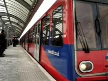 File:Docklands Light Railway - Shadwell.ogg