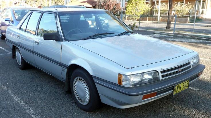 Mitsubishi Magna