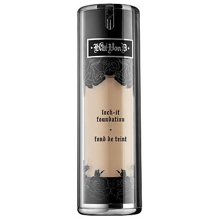 Got a free sample... A.maz.ing!!! Awesome coverage, but doesn't feel super thick. Putting this on my splurge list ;)   Lock-It Tattoo Foundation - Kat Von D   Sephora