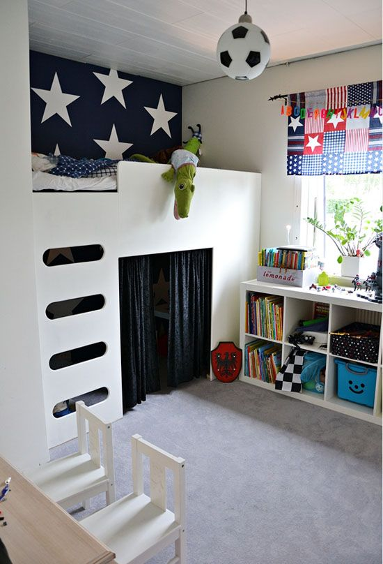 Best 221 Best Images About Loft Beds On Pinterest Cool Loft 400 x 300