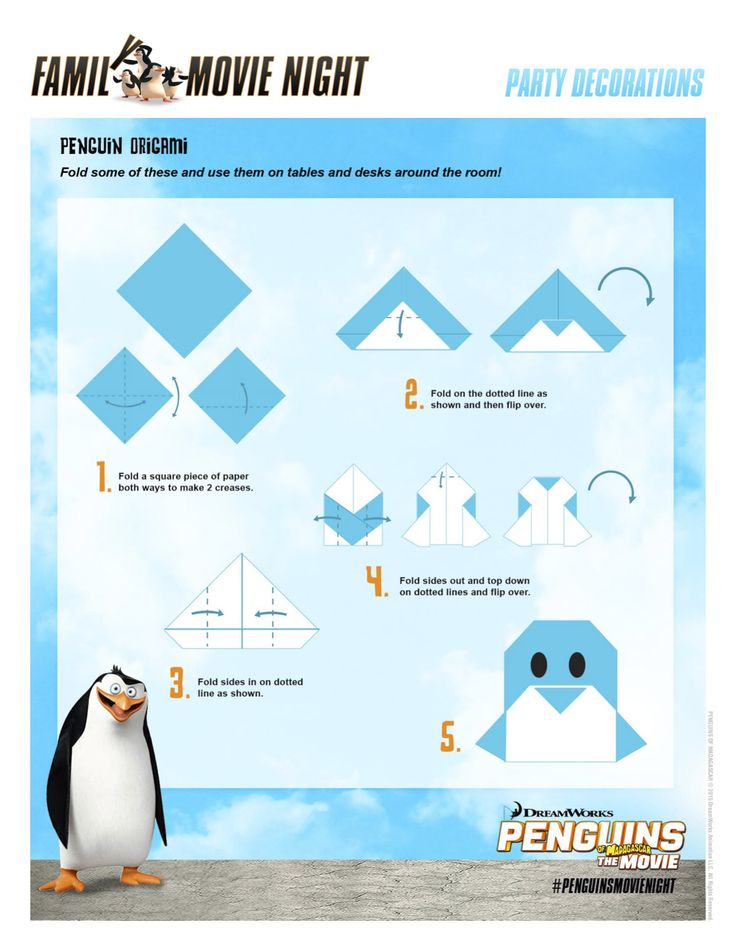 10 best images about Movie Nights Penguins Of Madagascar on - create your own movie ticket