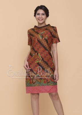 CA.10839 Donita Loose Dress Catalog