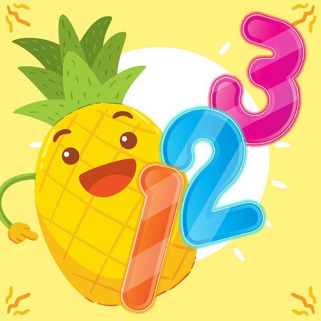 #NEW #iOS #APP Fun Spelling Number - Learn english word games - Thum Sookkua