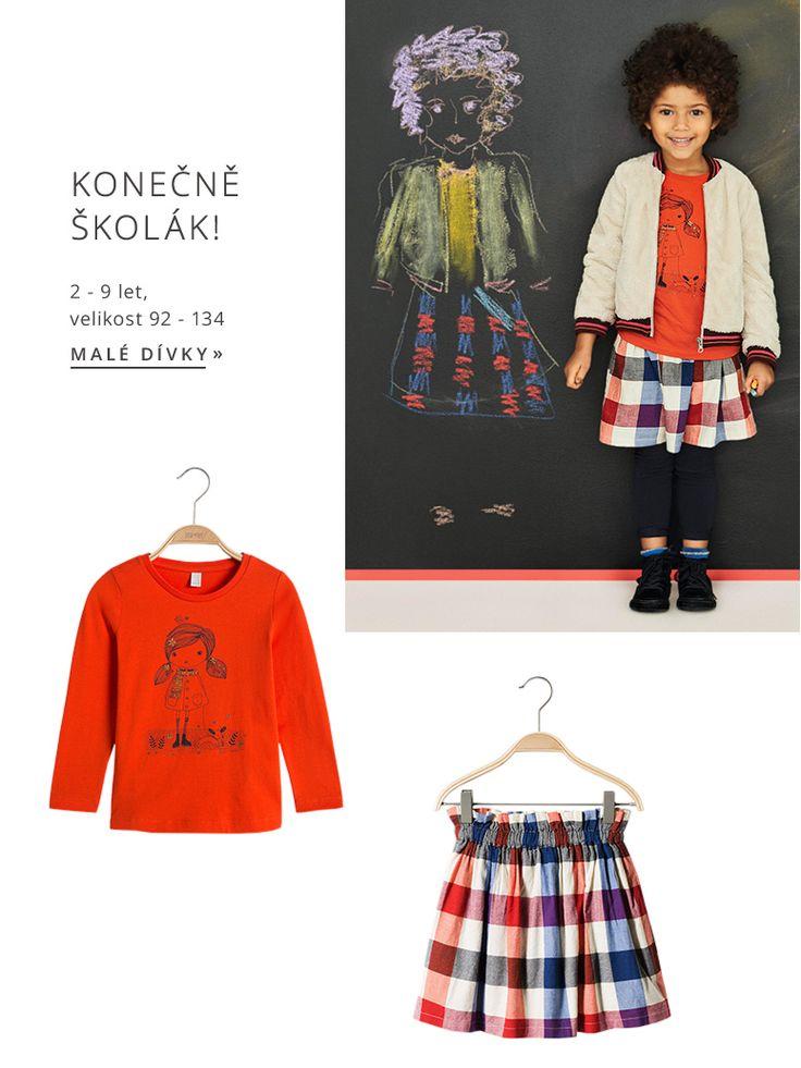 Oděvy & doplňky pro ženy, muže & děti  #děti #oblečení #online #nákup #tip3dmamablog.cz