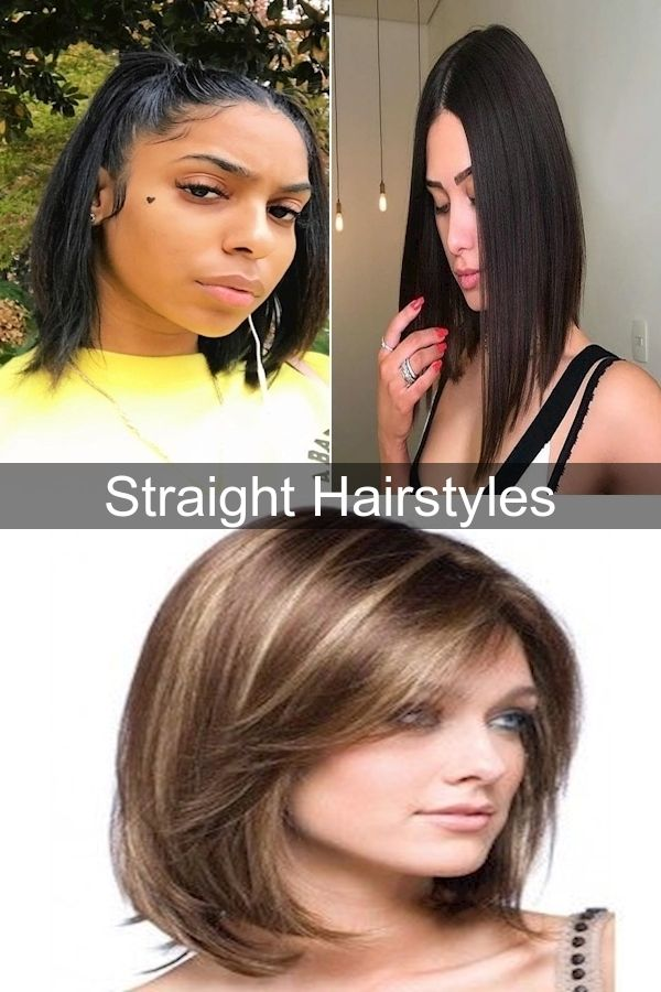 Straight Hair Straightening Tips