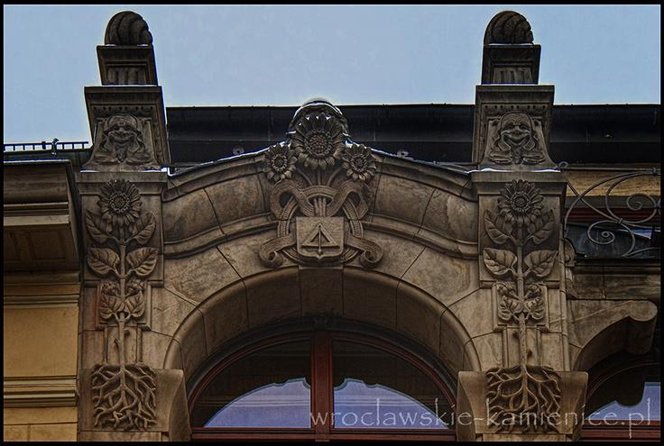 ul. Ruska  #Wroclaw #Breslau #Poland #architecture #tenement