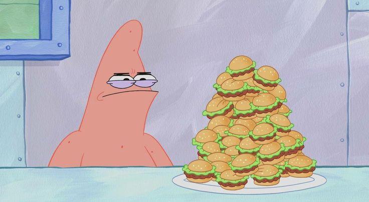 Patrick...😂😂😂 #spongebob