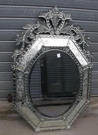 Miroir venitien ancien recherche google miroir de for Recherche miroir