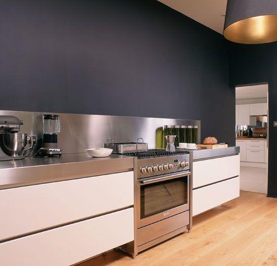 Charcoal Grey Kitchen