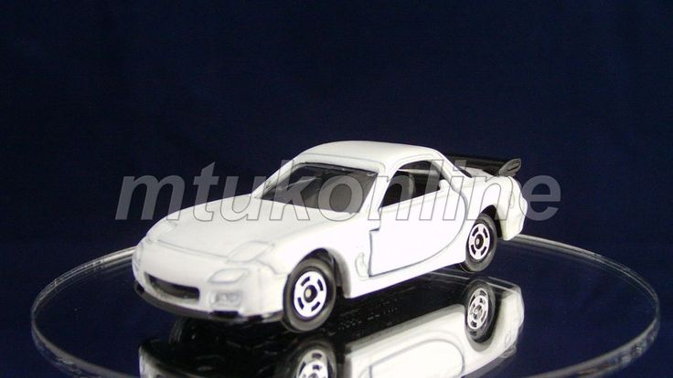 TOMICA 94 MAZDA RX-7 | FD3S | 1/59 | TOMICA TIN CAN TOY SERIES 2000
