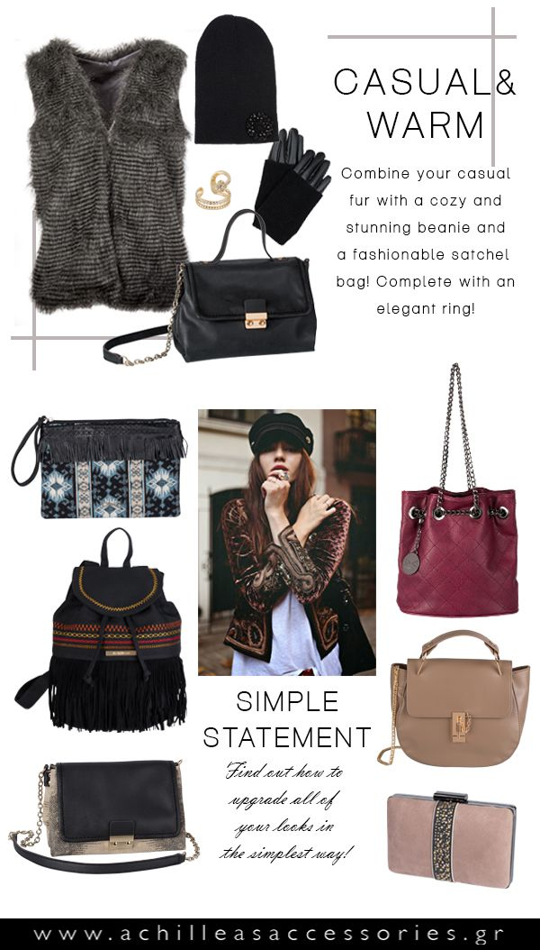 Some style inspiration for your daily routine!