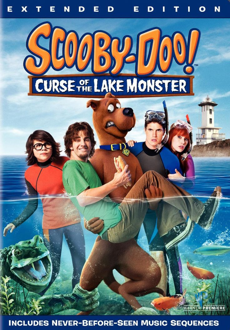 curse of the lake monster dvd 57 scoobyscooby doo