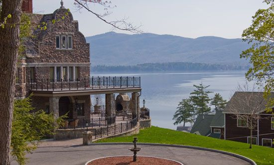 Sun Castle Resort - Lake George, NY