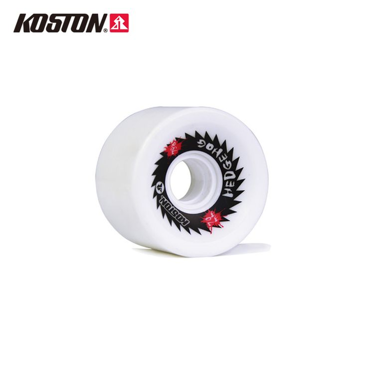 KOSTON Pro Longboard Wheels  4Pcs/Set High Quality 80% Rebound 70*51mm PU Casting Long Skateboard Wheel 79A Durometer WH155