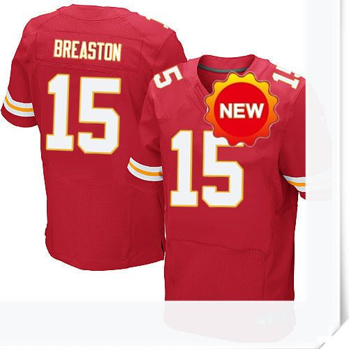 nfl jersey sale 66.00 steve breaston jersey elite red home nike stitched kansas city chiefs jersey