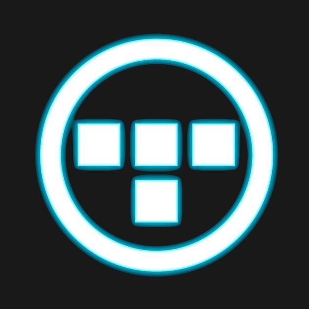 Awesome 'TRON+Uprising' design on TeePublic!