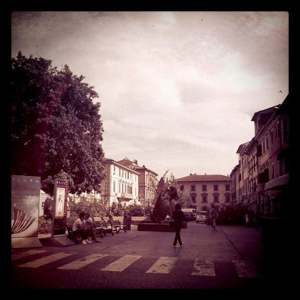 Piazza Martiri della Libertà, Pontedera