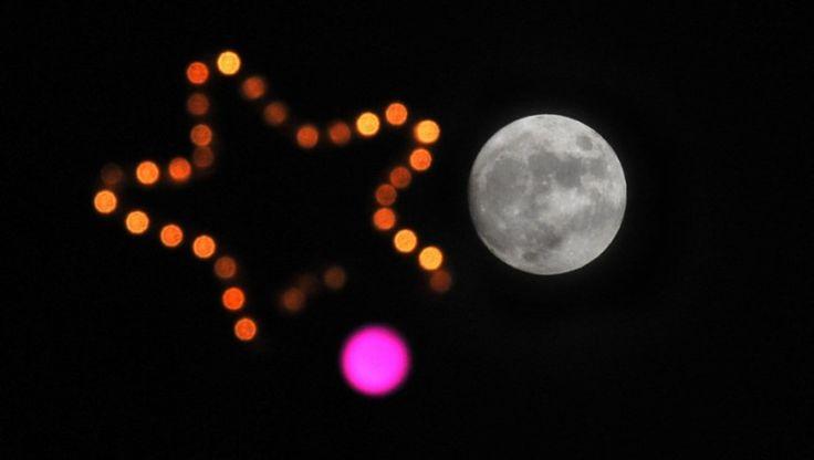 La Navidad Tendrá Luna Llena, Hecho Que No Ocurría Desde 1977