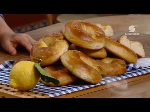samira tv : Samira TV - طريقة تحضير خبز التوست الهش + كعك بالحليب حصة لمسة حورية