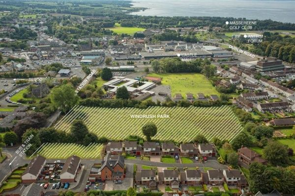 Windrush Park, Station Road Antrim Town, Antrim #newdevelopment #forsale #antrim #propertynewsni