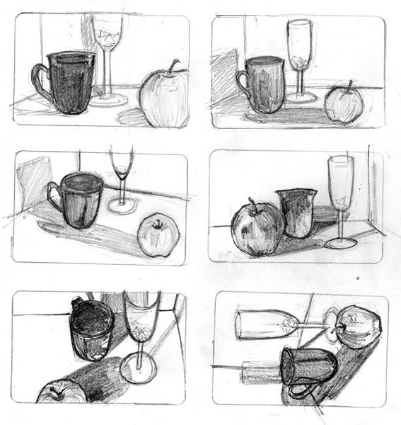 Fetish drawing thumbnails