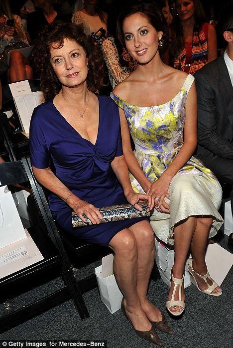 Susan Sarandon and her daughter Eva Amurri