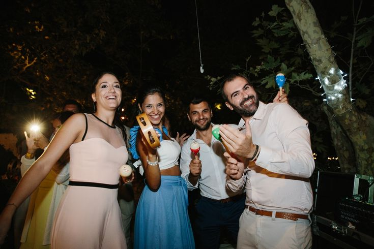 Chic Wedding garden party dance floor tabor marrakech| lafete