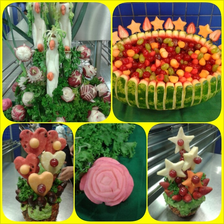 17 Best Images About Pretty Food Decoration Ideas On