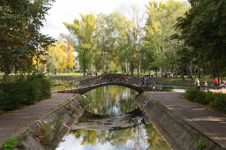Парк Урицкого Казань