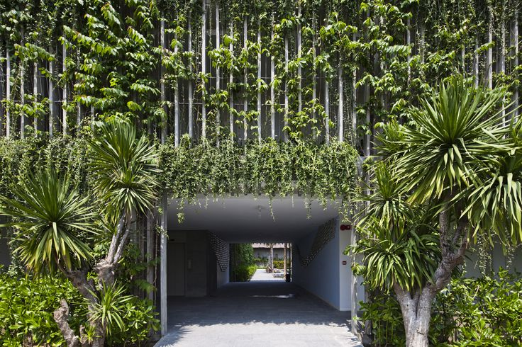 Gallery of Naman Retreat the Babylon / Vo Trong Nghia Architects - 17