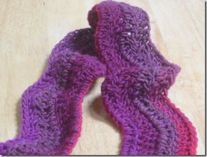 crochet curly scarf pattern 170-7029_IMG arts, crafts, sewing, knit, croc...