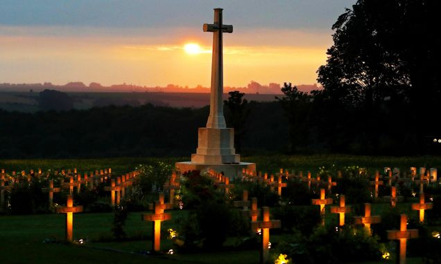 100th anniversary of last day of Somme battle to be commemorated in...