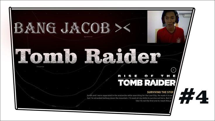 RISE OF TOMB RAIDER  - Teman BARU Cuy !!! #4