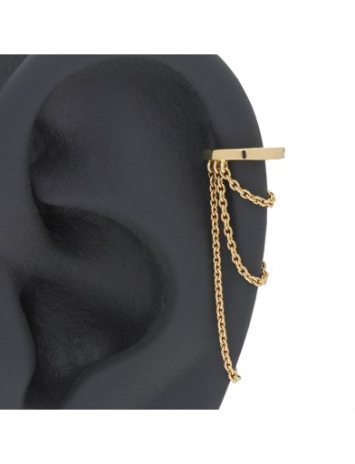 """5/16"""" Plain Ring with 3-Chain (Helix) 