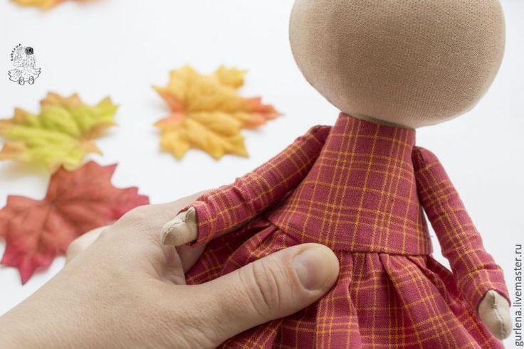 Разрешите представить вашему вниманию мой первый мастер-класс, который посвящен созданию текстильной, интерьерной куколки..Я старалась сделать все очень подробно, чтобы каждый желающий смог создать для себя такую подружку... Я обожаю осень! Эти кр...