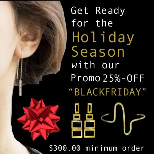 """Get Ready for the Holiday Season! We are offering you a special Promo! Enter """"BLACKFRIDAY"""" at check out and get 25% Off the entire order when you spend over $300.00. We have a beautiful selection of so many gorgeous things as well as jewelry and accessories for perfect gifts!  Take advantage of our PROMO! #promo #blackfriday #holidaysale #salesweaters #Christmassale #promotionalsale #fashionsale #streetfashion #styleinfluencer #styleblogger #stylewithfashion"""