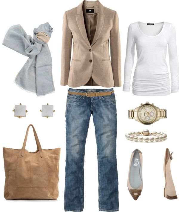 Hamptons Style - Chic in Beige                                                                                                                                                                                 More