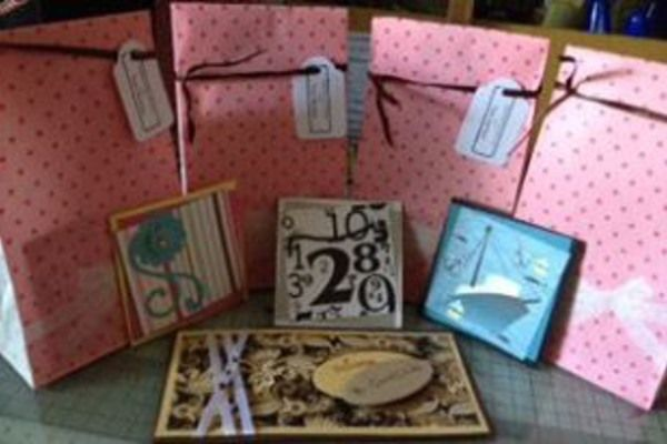 New slideshow: 2012 -part 1 : A Year Full Of Crafts With Toni Herron