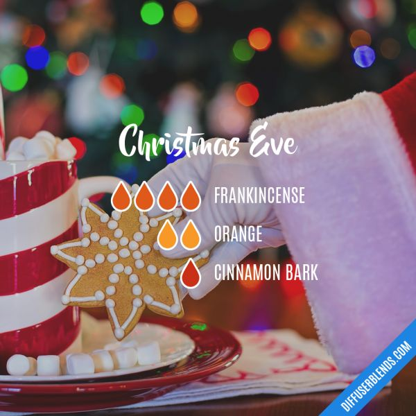Christmas Eve - Essential Oil Diffuser Blend