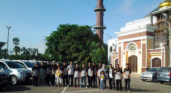 Terios Rush Club Indonesia Gelar Touring Family Gathering #KomunitasMobil