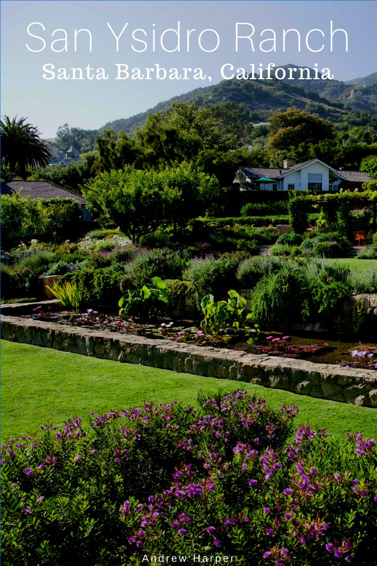 #5 - The 500-acre San Ysidro Ranch resort is set in the foothills of Montecito, just outside Santa Barbara. Landscaped grounds contain 41 cottages with peaked roofs, fireplaces or stoves, private patios and generous sitting areas. Dining venues include the award-winning Stonehouse restaurant, Plow & Angel bistro. Luxury accommodations, a full-service spa & extensive hiking trails make this wonderful retreat feel far removed from the troubles of the world. John & Jackie Kennedy honeymooned…