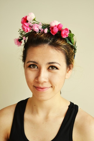 "$15.00 FREE SHIPPING IN NZ!  ""Fuchsia Kisses"" Flower Headpiece, Josie Smith Couture.  This hand crafted flower headpiece is the most feminine of the bunch. Maybe it's the mix of baby pink and fuchsia...  Go to www.frontrowfashionz.co.nz to purchase!"
