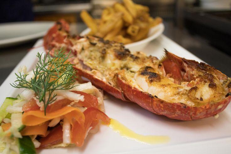 Un homard à déguster sans attendre ! #styleseafood #food #restaurant