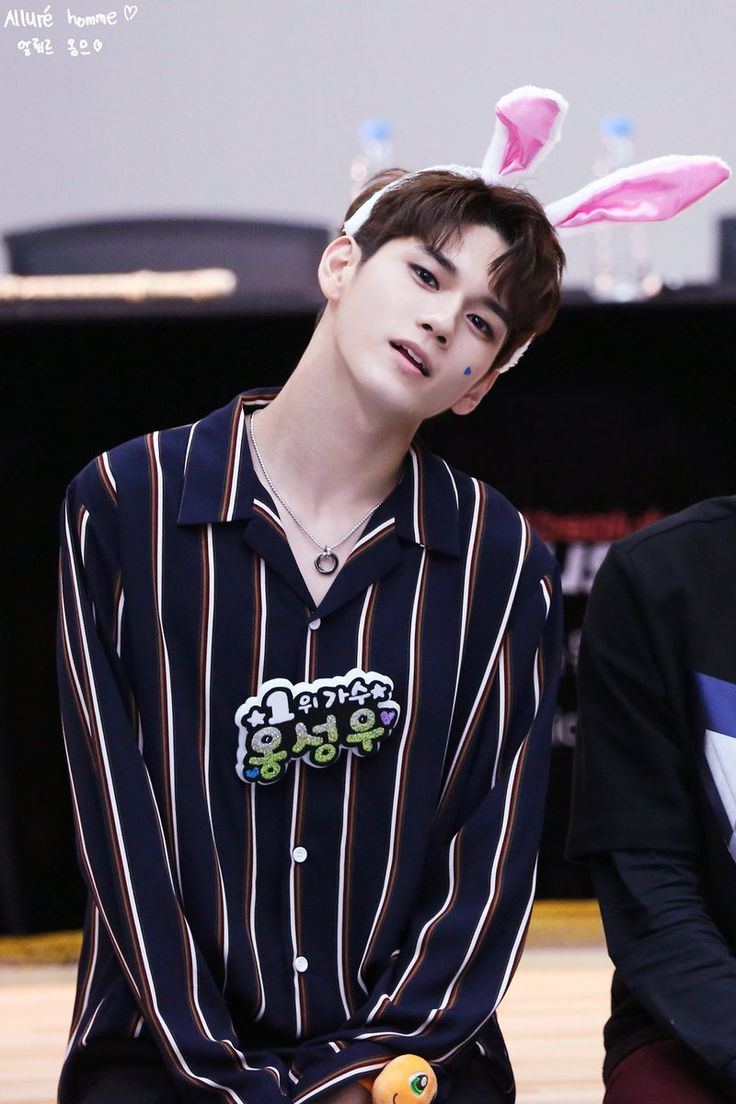 Ong Seongwu 옹성우 Wanna One