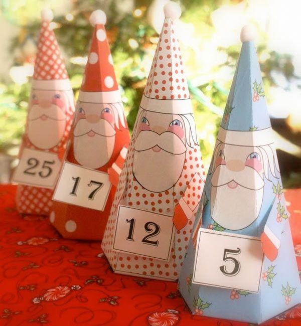 crédit photo NIB  Noël approche et qui dit Noël, dit Avent et donc calendriers de l'Avent. Etes-vous du style à garder le même d'année en année ou bien aimez-vous changer de calendrier tous les ans, en les fabriquant et en y glissant des petits jouets dûment choisis ou bien des idées d'activités ou encore des petits chocolats? Si tel est le cas, je vous propose une sélection de 10 calendriers qui m'ont tapé dans l'oeil, des calendriers à fabriquer avec ou sans les enfants, pour leur plus…