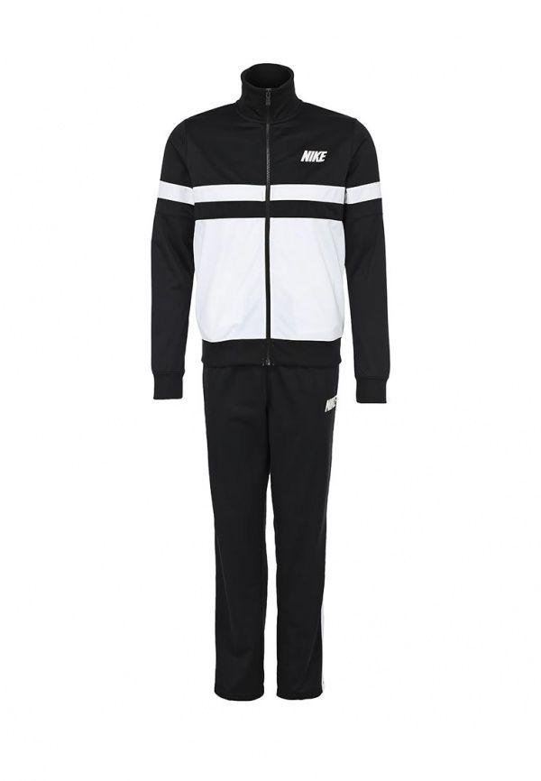 Спортивный костюм Nike / Найк Цвет: черный. Сезон: Весна-лето 2014. С бесплатной доставкой и примеркой на Lamoda. http://j.mp/1kkyAT3